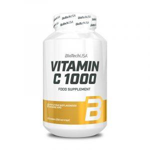 Vitamin C 1000 250 tablet, BioTechUSA