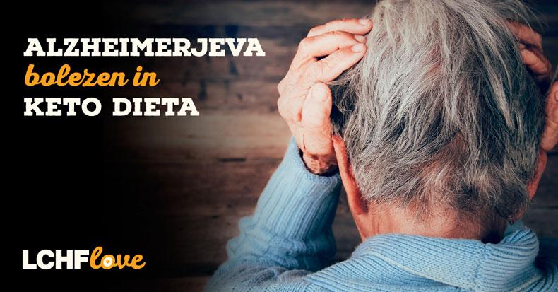 Vpliv ketogene diete na demenco