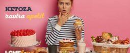 Ketoza zavre apetit prek grelina