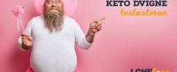 Višanje testosterona s ketogeno dieto